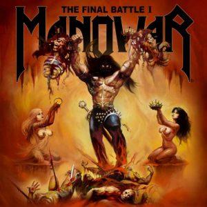 Manowar – The Final Battle E.P. I