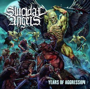 Νέο άλμπουμ για τους Suicidal Angels