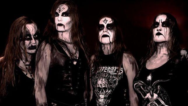 Νέο άλμπουμ για την γυναικεία black metal μπάντα Asagraum