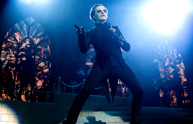 GHOST Frontman Says Next Album Will Be Heavier