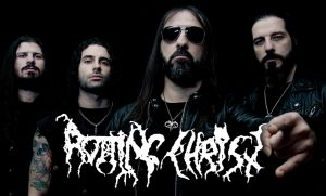 Rotting Christ live and bassist departure
