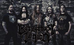 BERZERKER LEGION: New all-star death  metal band
