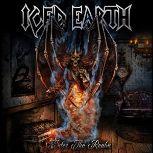 Iced Earth – Enter The Realm E.P. (reissue)