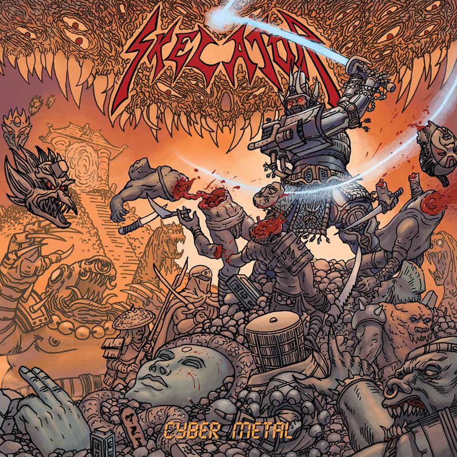 Skelator – Cyber Metal