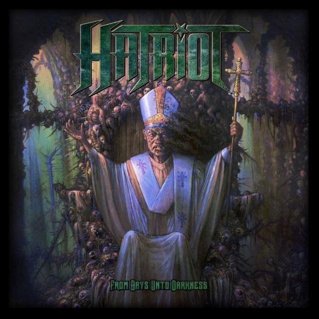 """Νέο άλμπουμ τον Ιούλιο για τους HATRIOT με τίτλο """"From Days Unto Darkness"""""""