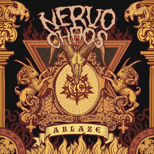 NERVOCHAOS From Brazil Release 8th Album