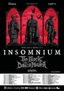 Insomnium Announce New Album and European Headliner Tour