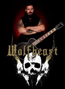 Ex-Rotting Christ's Bass Player Vagelis Karzis, On Tour With  Wolfheart