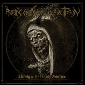 Rotting Christ / Varathron-Duality Of The Unholy Existence (Split 7″)