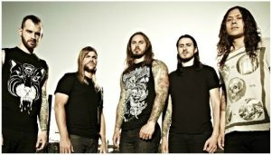 """AS I LAY DYING To Release """"Shaped By Fire"""" Album In September"""