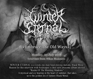 Winter Eternal – Embrace Τhe Old Ways