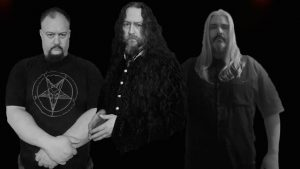 HELLFROST AND FIRE  Former BOLT THROWER BENEDICTION Singer DAVE INGRAM Launches New Death Metal Project