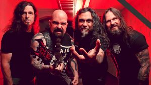 Mysterious new video from SLAYER…