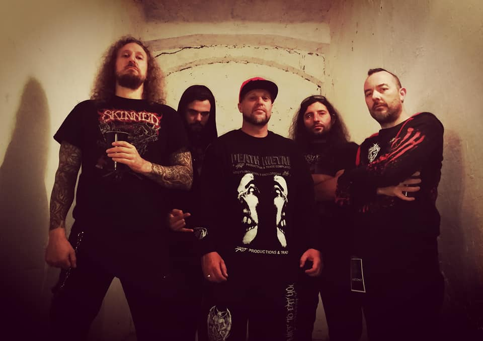 SINISTER recording new album!