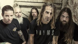 LAMB OF GOD Parts Ways With Drummer CHRIS ADLER