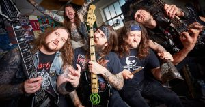 """MUNICIPAL WASTE To Release """"The Last Rager"""" EP In October"""