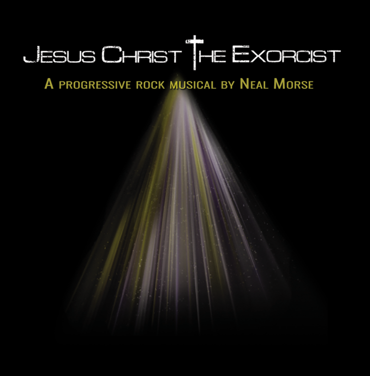 Neal Morse- Jesus Christ-The Exorcist