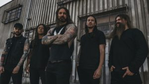 """AS I LAY DYING To Release """"Shaped By Fire"""" Album In September!"""