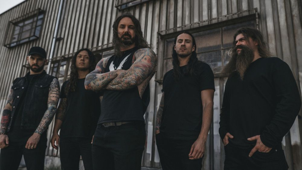 Οι AS I LAY DYING κυκλοφορούν το νέο τους άλμπουμ «Shaped By Fire» το Σεπτέμβριο!