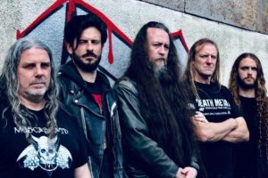 BENEDICTION Rejoined By Singer DAVE INGRAM