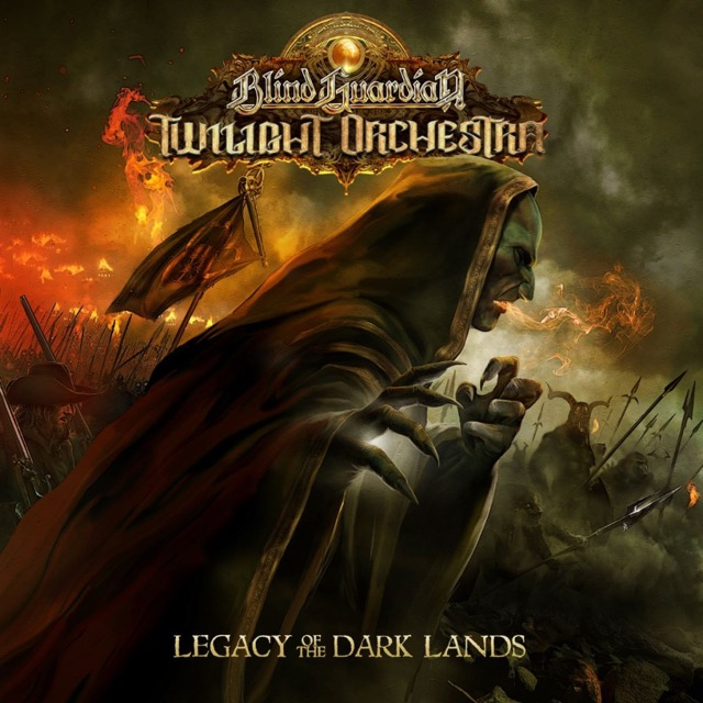 Οι BLIND GUARDIAN TWILIGHT ORCHESTRA αποκάλυψαν το εξώφυλλο του Legacy Of The Dark Lands