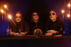 """DENIAL OF GOD to release """"The Hallow Mass"""" album in October"""