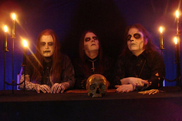 Νέο άλμπουμ για τους DENIAL OF GOD με τίτλο «The Hallow Mass»