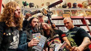 Νέο άλμπουμ τον Οκτώβριο από τους EXHUMED με τίτλο «Horror»