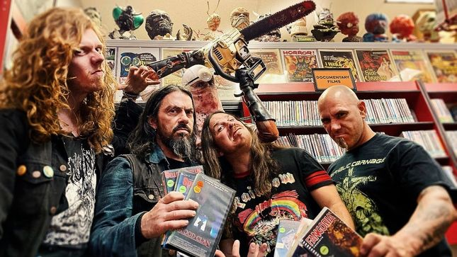 EXHUMED To Release Horror Album In October