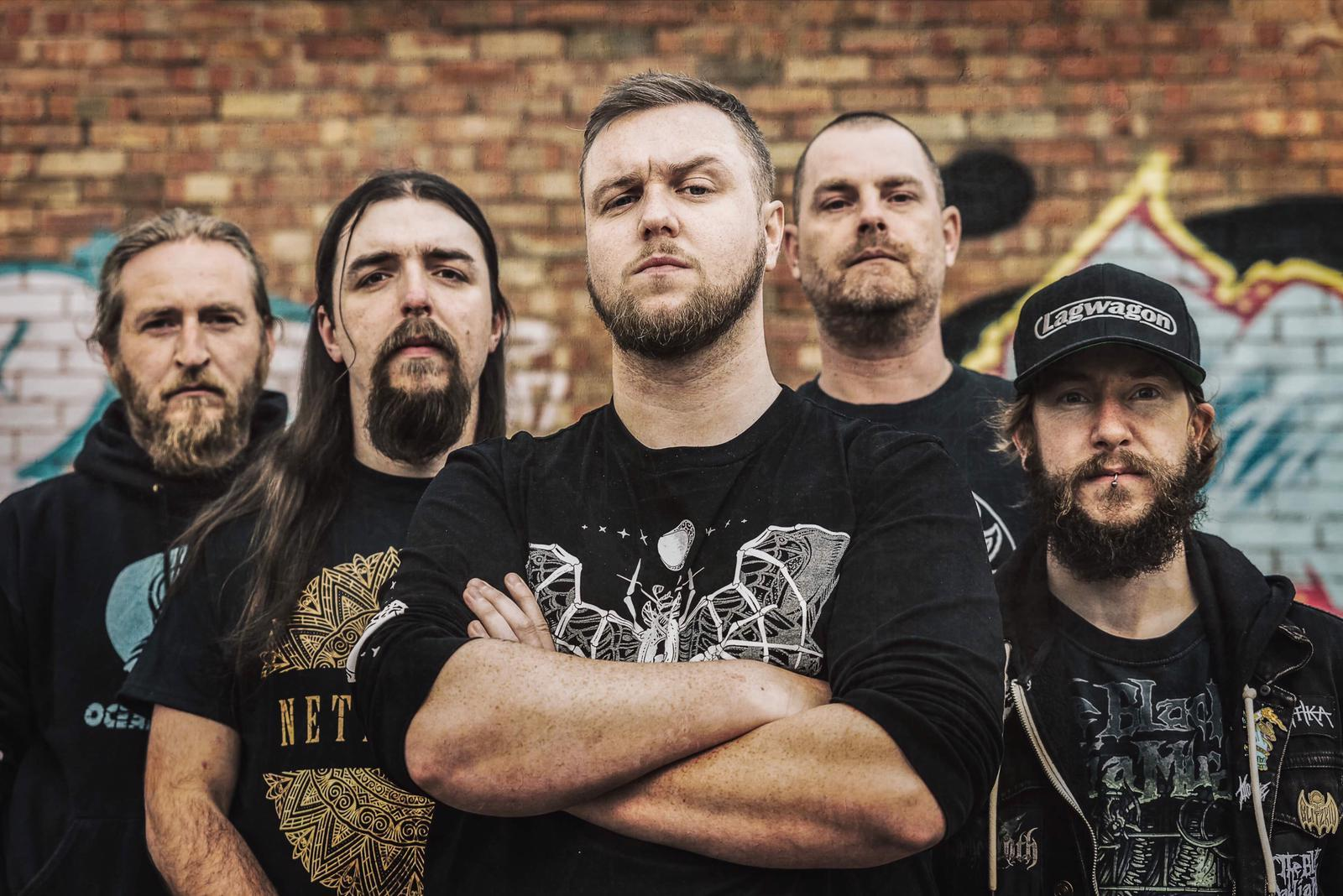 AS THE WORLD DIES the new project from MEMORIAM's guitarist