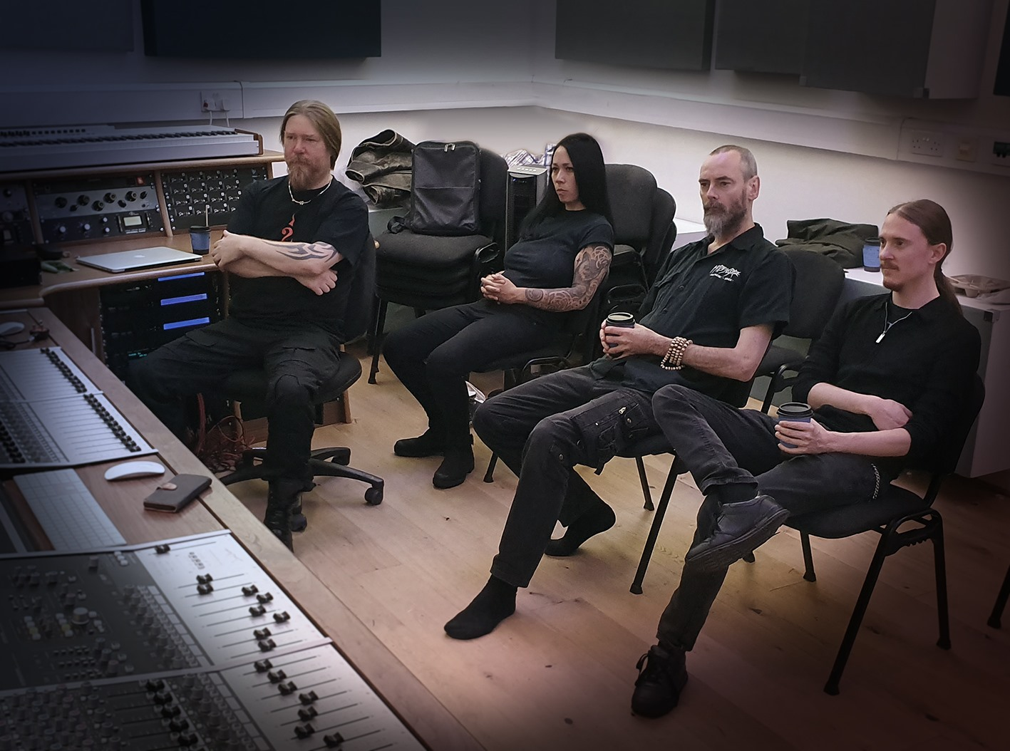 MY DYING BRIDE complete recording new album!