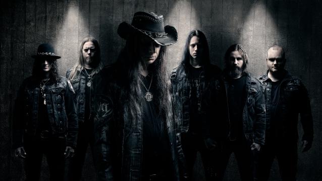 """Νέο άλμπουμ για τους Σουηδούς Black Death Metallers NETHERBIRD με τίτλο """"Into The Vast Uncharted"""""""