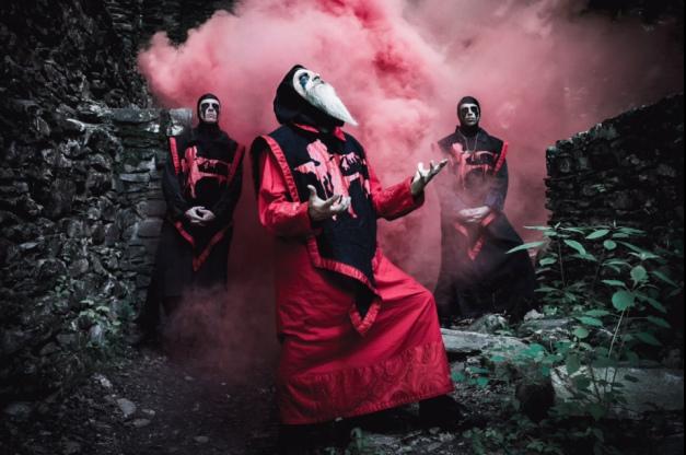 """Οι PROFANATICA επιστρέφουν με το νέο τους άλμπουμ """"Rotting Incarnation of God""""."""