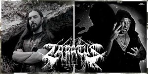 New Greek Black Metal project ZARATUS