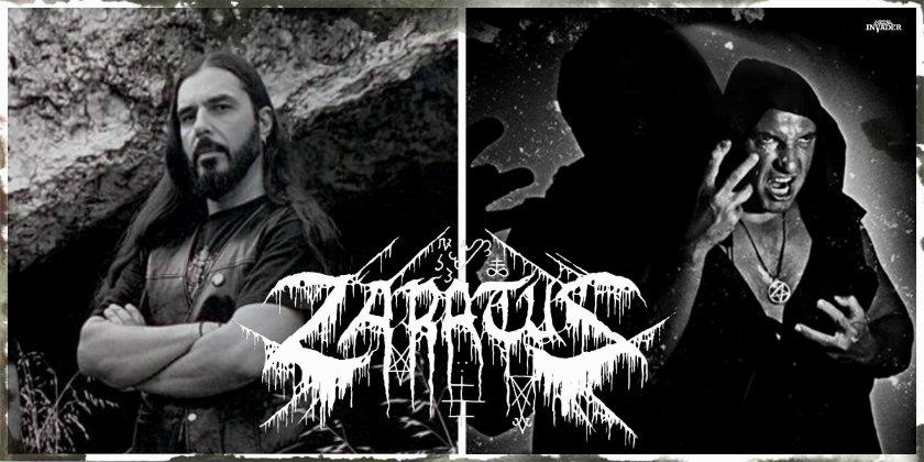 New Greek Black Metal project ZARATUS