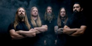 AMON AMARTH releases video for 'Shield Wall'
