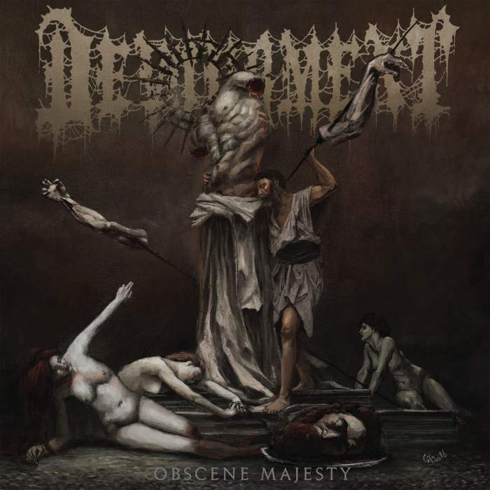 Devourment – Obscene Majesty