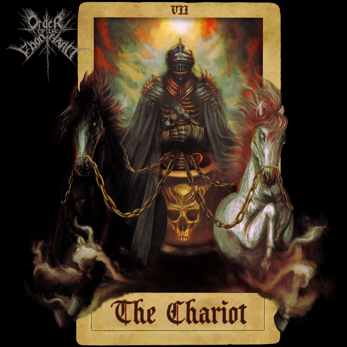 Order Of The Ebon Hand – VII The Chariot