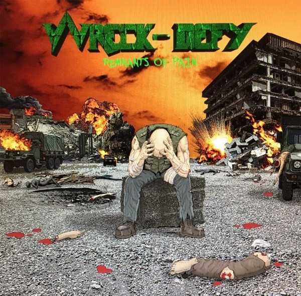 Ο Aaron Randall επιστρέφει στη σκηνή με τους Wreck-Defy και το νέο τους άλμπουμ