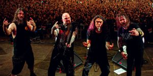 """SLAYER releases live show opener  """"Repentless"""" from upcoming """"The Repentless Killogy"""" Bluray lp/cd package"""