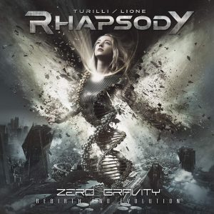Turilli/Lione Rhapsody – Zero Gravity (Rebirth and Evolution)
