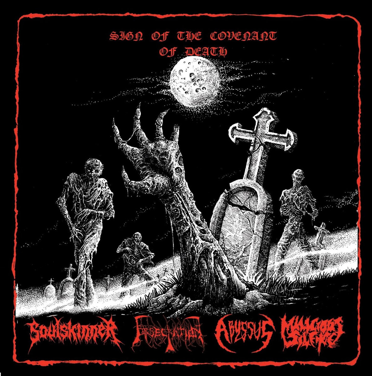 V/A – Sign Of The Covenant Of Death (CD Συλλογή)