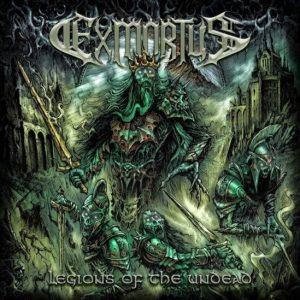 Tον Οκτώβριο κυκλοφορεί το Νέο EP των EXMORTUS