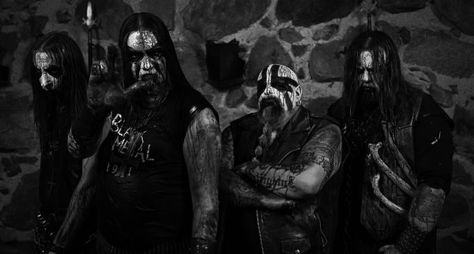 Black Metallers RAGNAROK announce details of ninth full-length album
