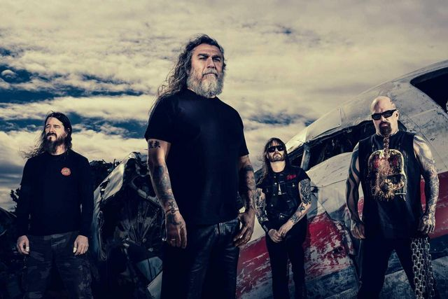 """SLAYER announces """"The Repentless Killogy"""" motion picture and live lp/cd"""