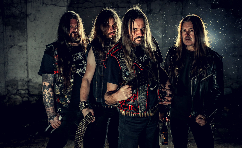 """SODOM To """"Release Out Of The Frontline Trench"""" EP In November"""