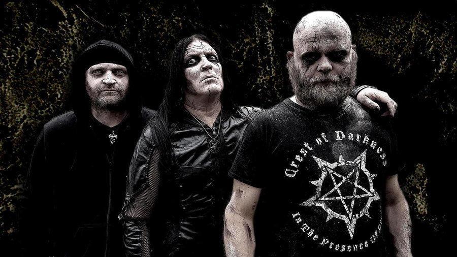 Οι CREST OF DARKNESS αποκάλυψαν ένα νέο τραγούδι από το επερχόμενο άλμπουμ τους