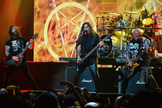 """SLAYER release """"The Repentless Killogy"""" theatrical trailer"""