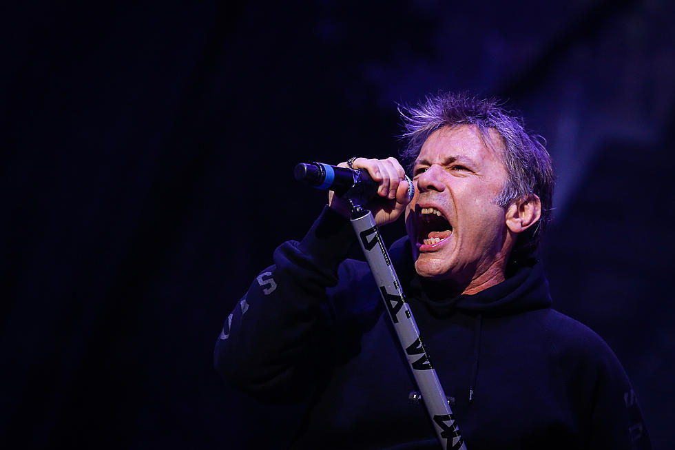 IRON MAIDEN's BRUCE DICKINSON to release new solo album next year