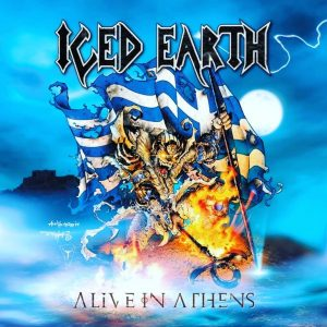 ICED EARTH 20th Anniversary edition of 'Alive In Athens' due in December